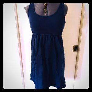 Cotton Converse dress